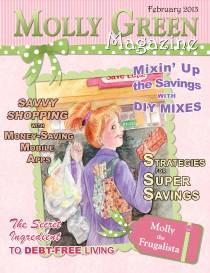 Molly Green Magazine: Molly the Frugalista
