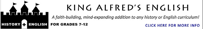 King Alfred's English / The Shorter Word