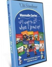 WannaBe SeriesTM - 10 Pack CD