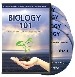 Biology 101 cover photo