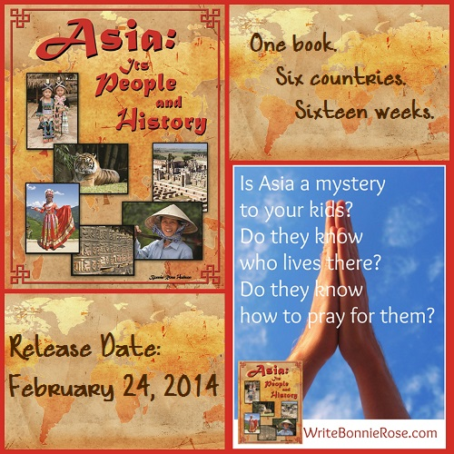 Asia ebook Giveaway