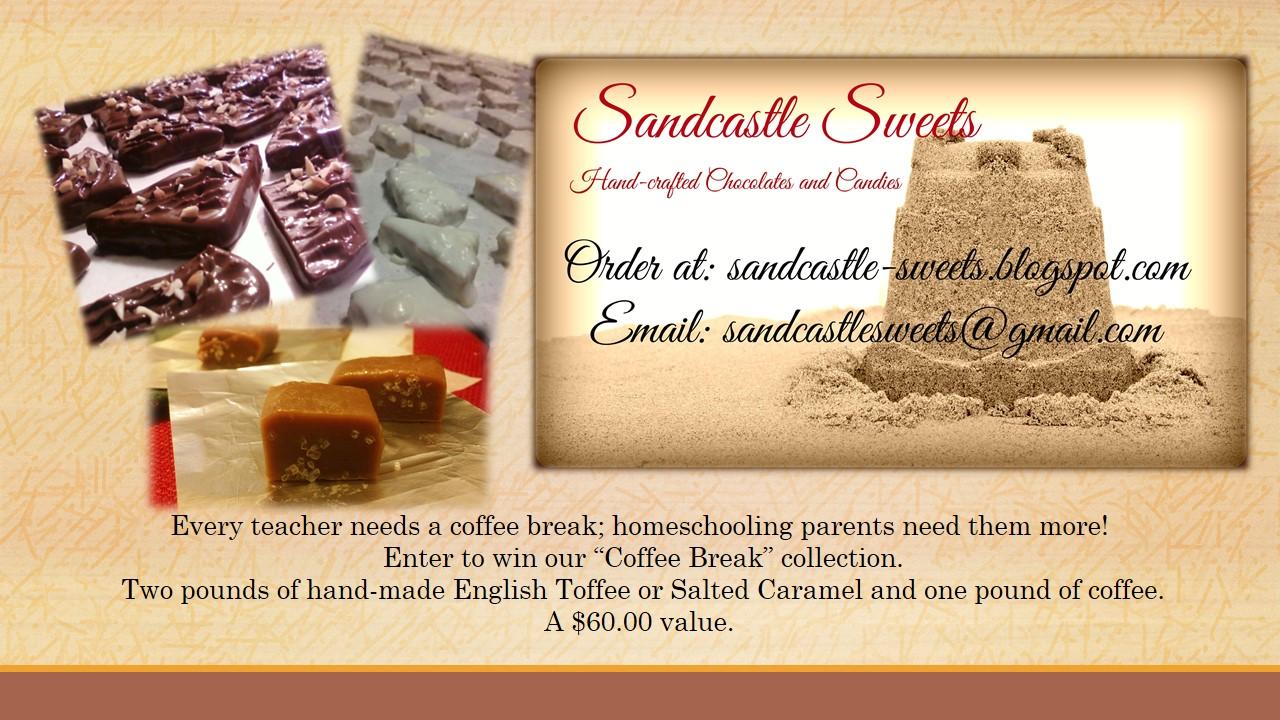 Sandcastle Sweets TOS Gift Package