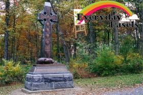 Irish-Brigade-Monument-Gettysburg