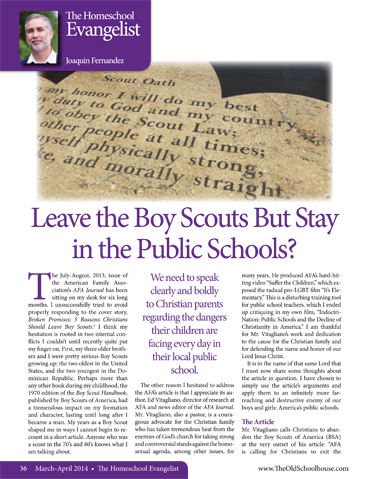The Old Schoolhouse Magazine - March/April 2014