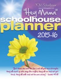 Hey Mama! Schoolhouse Planner 2015-16 (Digital or CD)