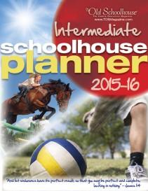 The 2015-16 Intermediate Schoolhouse Digital Planner