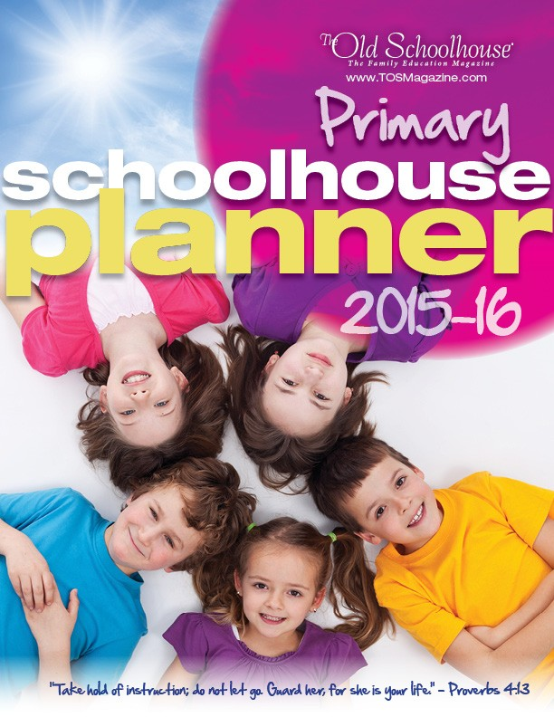 The 2015-16 Primary Schoolhouse Digital Planner