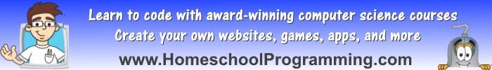 Homeschool Programming / Kid Coder