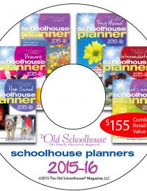 Schoolhouse Planner Bundle - $155 Value!