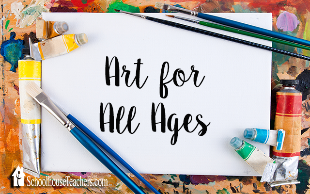 blog- art for all ages
