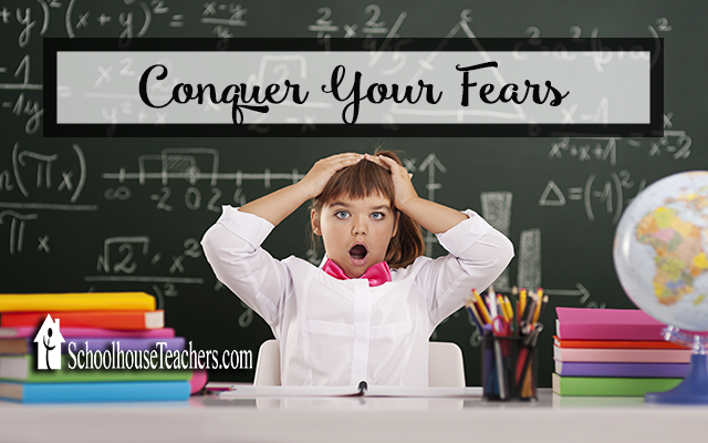 blog conquer your fears