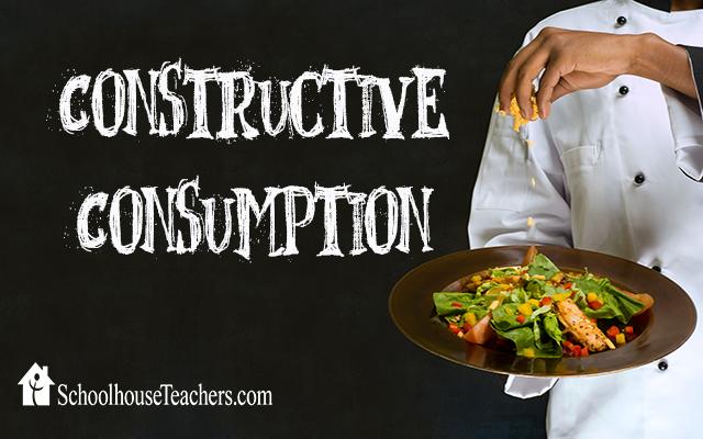 blog constructive consumption