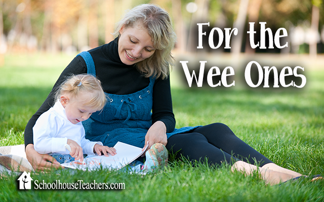 blog for the wee ones