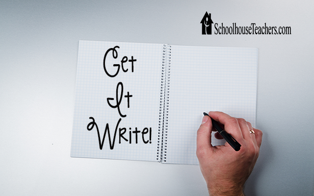 blog- get it write