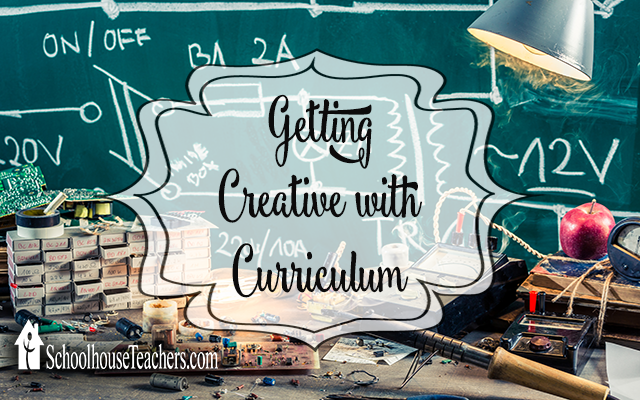 blog- getting creative curriculum
