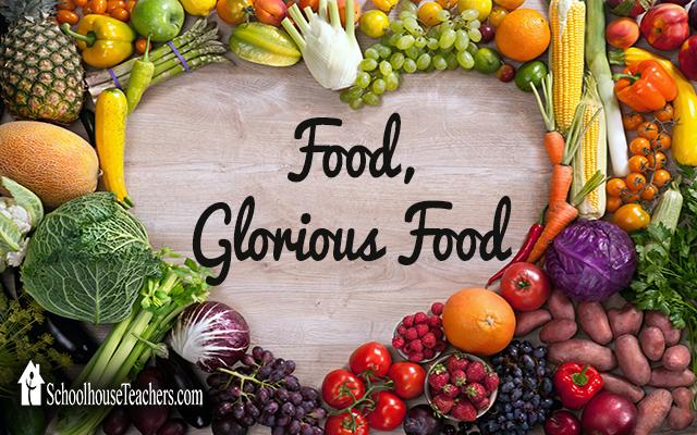 blog glorious food