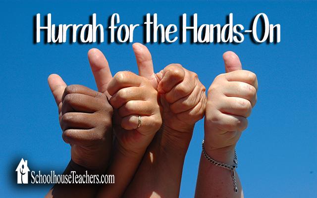 blog- hurrah for hands on