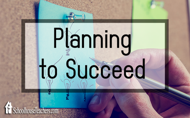 blog planning to succeed
