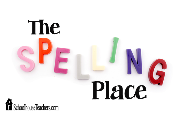 blog- the spelling place