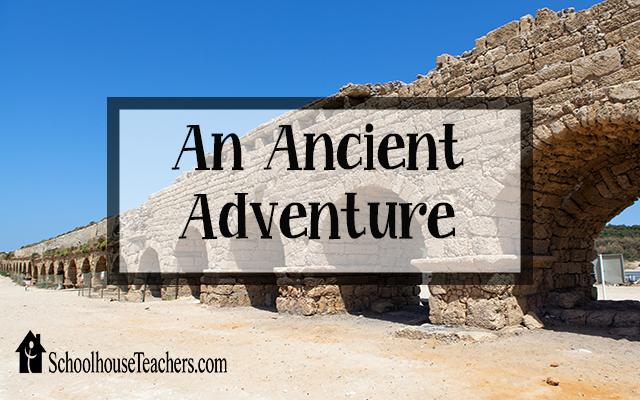 blog ancient adventure