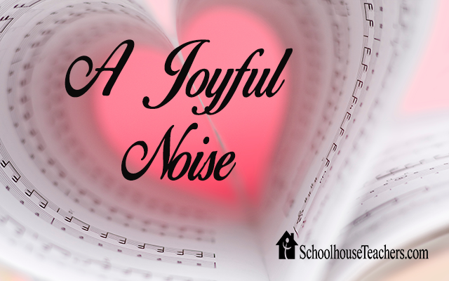 blog joyful noise