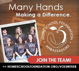 Home School Foundation / HSLDA (AMB Recruitment)