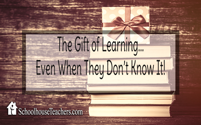 blog gift of learning