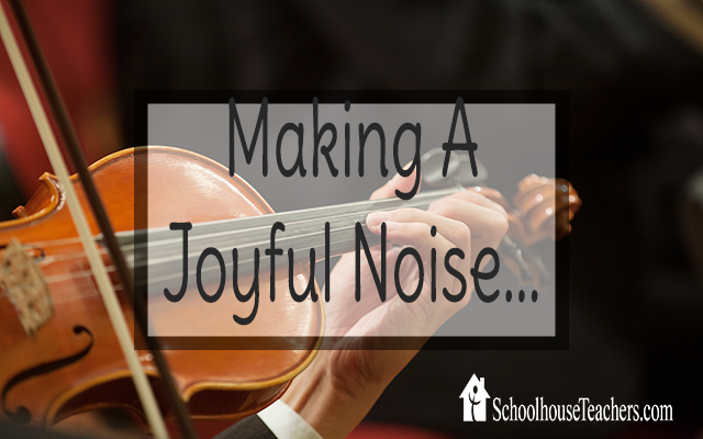 blog making a joyful noise