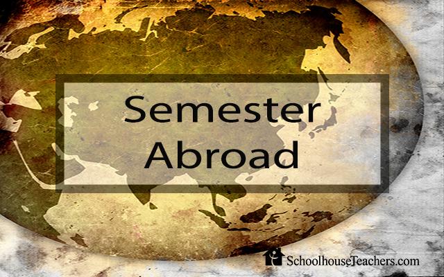 blog semester abroad