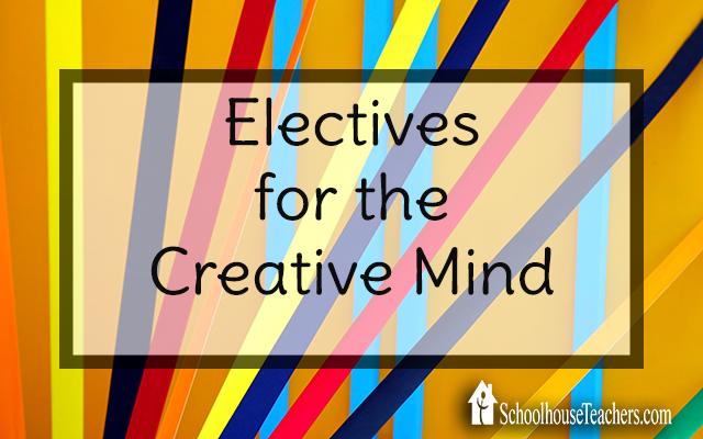 blog electives creative mind