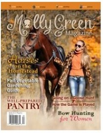 Molly Green Magazine: Fall on the Homestead 2015