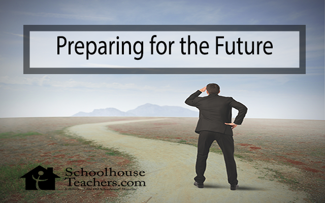 preparing for the future Preparing for the future explains why personal lives are about to change and how to cope with what will happen in the future if gives practical advice about daily living.
