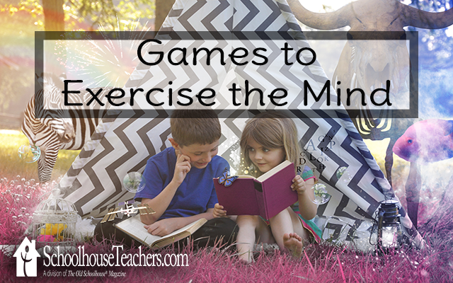 blog games to exercise mind