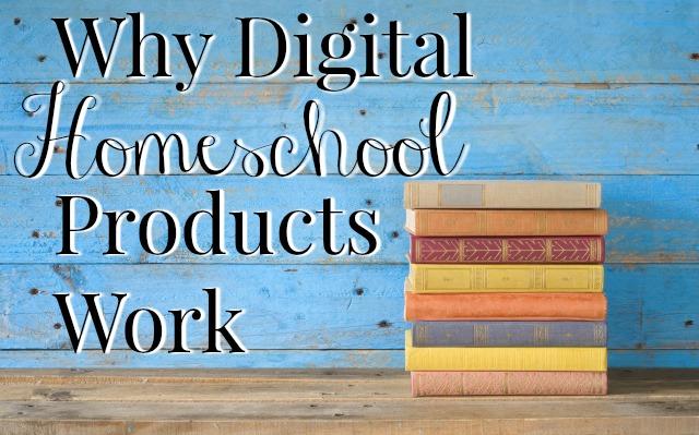 BYB2016 - Why Digital Homeschool Products Work