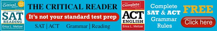 The Critical Reader