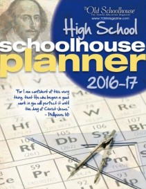 The 2016-17 High School Schoolhouse Digital Planner