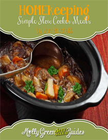 Molly Green Bite-Sized Guide: Simple Slow Cooker Meals
