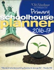 The 2016-17 Primary Schoolhouse Digital Planner