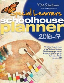The 2016-17 Special Learners Schoolhouse Digital Planner