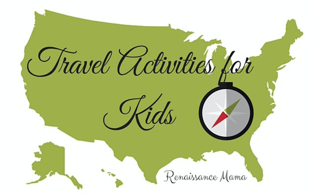 Travel Activities for Kids 640x398