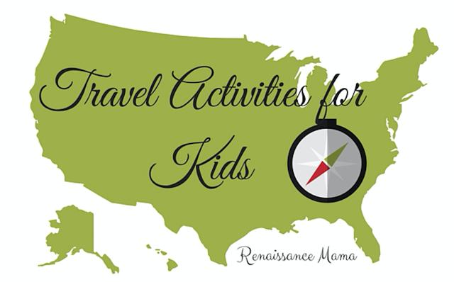 Travel Activities for Kids 640x398