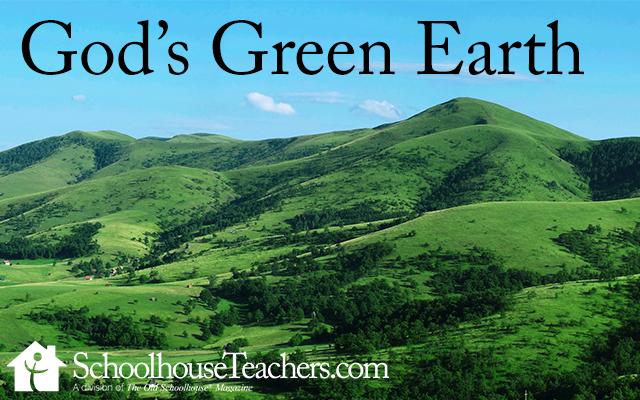 godsgreenearth