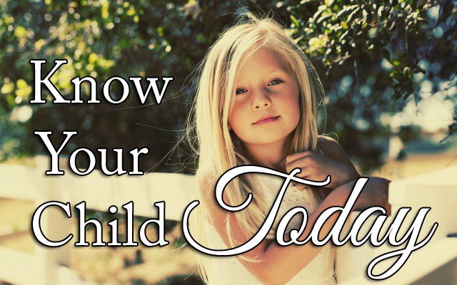 HwH - Know Your Child Today