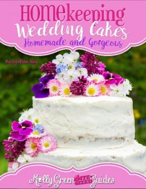 Molly Green Bite-Sized Guide: Wedding Cakes Homemade and Gorgeous