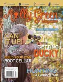 Molly Green Magazine: Fall on the Homestead 2016