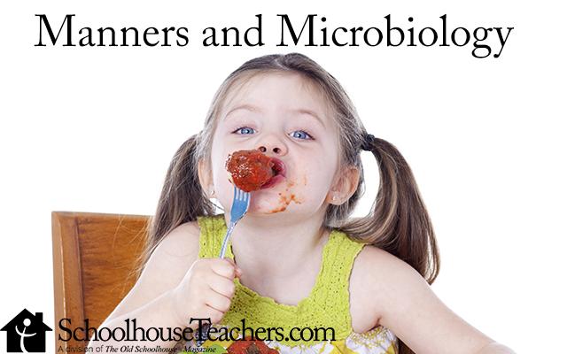 mannersandmicrobiology
