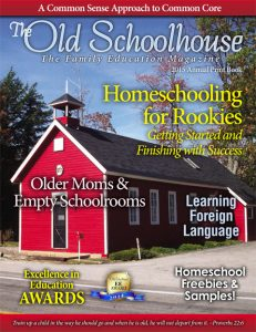 The Old Schoolhouse Magazine - 2015 Annual