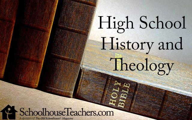 highschoolhistoryandtheology