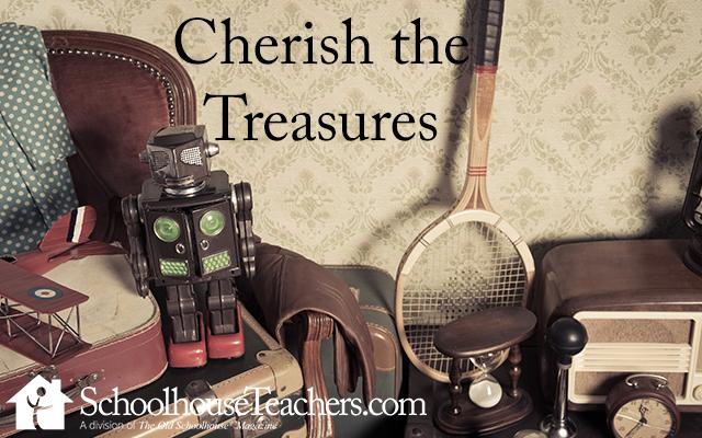 cherishthetreasures