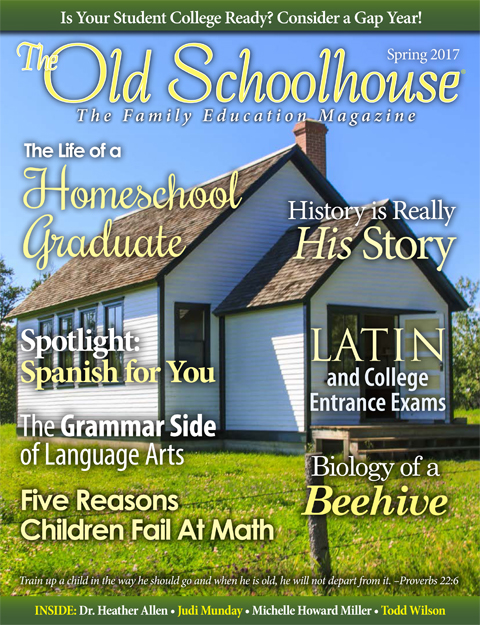 The Old Schoolhouse Magazine - Summer 2016